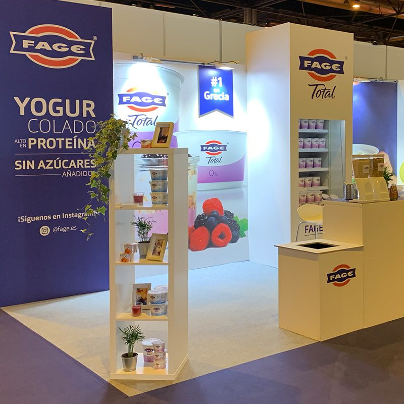 stand Fage